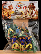 Oliver - French Foreign Legion - mint in bag - 6 painted + accessories - 1980s