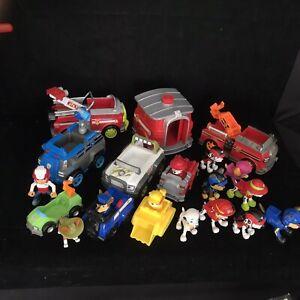 PAW Patrol Toy Figure Vehicle Bundle