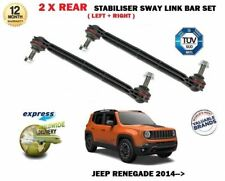 For jeep renegade 1.4 1.6 2.0 CRD 2014 - > 2x rear bar game