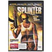 DVD SPLINTER Tom Sizemore Olmos 2006 Gritty Thriller Crime ALL PAL REGION [BNS]