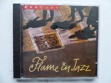 Flame in jazz ANACORD BERNARD SCOTTI   CD 138 CD