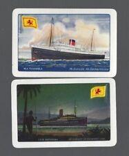 Swap Playing Cards 2  VINT  M.V.KANIMBLA &T.S.S KATOOMBA   SHIPPING  S131  MINT