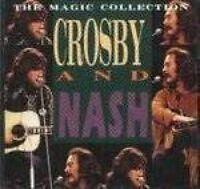 (David) Crosby/(Graham) Nash Magic collection [CD]