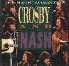 (David) Crosby/(Graham) Nash Magic Collection