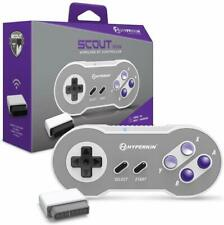Hyperkin Scout Premium BT Wireless Bluetooth Controller for SNES/PC/Mac/Android