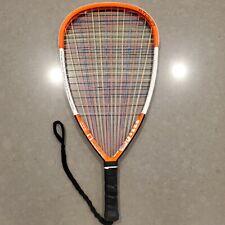 Wilson nCODE nTOUR Racquetball Racquet Racket Nanotechnology S-SM 3 5/8 Grip GUC
