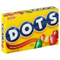 Dots Assorted Fruit Flavored Gumdrops 6.5 oz FAST SHIPPING WORLDWIDE