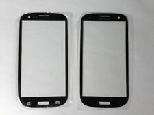 Vetro Anteriore Display touch NERO BLACK SAMSUNG GALAXY s3 i9300 i9305 LTE