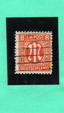 Nr.  21 - Wellenstempel  ( KW 40,-- )  (12851 )