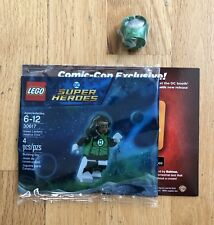 SDCC 2018 - Lego Jessica Cruz Green Lantern DC Exclusive Polybag with Ring