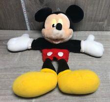 "Applause Disney Plush hand puppet mickey 13"""