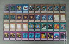 Yu-Gi-Oh! Donnerdrachen / Thunderdragon - Deck Finsternis Falke Gebrüll Koloss
