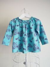 """Size 1 """"Target"""" Gorgeous Girls Butterfly Top. Great Condition. Bargain Price!"""