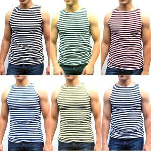 Russian Telnyashka Sleeveless Summer Military T-shirt Assorted Sizes And Colors