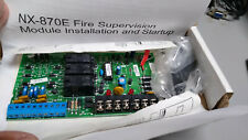 Interlogix NX-870E Add On Fire Supervision Module