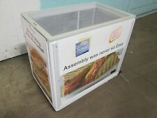 Heavy Duty Commercial Merchandising Chest Cooler For Oscar Mayerkraft Products