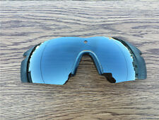Black Iridium polarized Replacement Lenses for oakley M Frame 2.0/nose clip