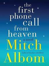 The First Phone Call from Heaven by Mitch Albom (Hardback, 2013)