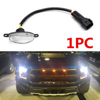 1PC Front Bumper Grille Grill LED Light Fit Ford Ranger F150 F250 F350