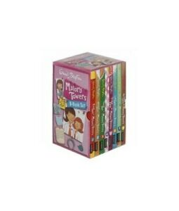 Malory Towers Box Set (8 book collection). Enid Blyton. RRP �3... by Enid Blyton