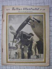 The War Illustrated #211 (Kamikaze Okinawa, Lidice, SS, Eagle's Nest, India WW2)