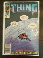 MARVEL: The Thing 1st issue #22 April (1984)