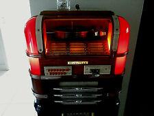 Wurlitzer 61 Jukebox Restored