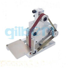 DC 12V-24V Sanding Machine With 20mm Belt For Polishing Electric Knife Grinding