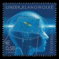 Austria 2002 - Linzer Klangwolke Fine Art - Sc 1901 MNH