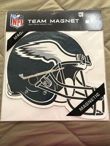 "NFL Philadelphia Eagles 12"" Logo Car Truck Auto Vinyl Magnet"