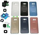 OEM Battery Cover Glass Housing Rear Back Door For Samsung Galaxy S8 S8 Plus