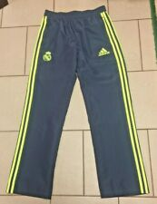Real Madrid Football Tracksuit Bottoms - Adidas - Age 13/14 - Free UK Postage