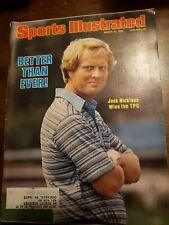 Sports Illustrated - Jack Nicklaus - March 27, 1978 -(M19A)