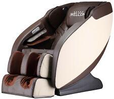 Massagesessel Welcon Prestige II beige / braun