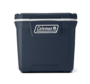 Coleman 316 Series 50-Quart Wheeled Cooler, Blue Nights