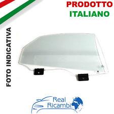 VETRO SCENDENTE FINESTRINO CRISTALLO ANTERIORE SX VR CITROEN C3 5P 02-10+C3 CLAS