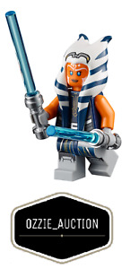 Lego Star Wars - Season 7 The Clone Wars Ashoka  Tano Minifigure [75280 75243]