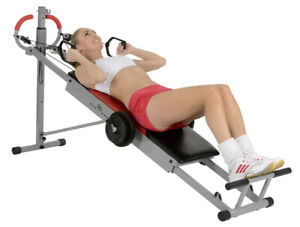 Total Exerciser TE 1 Bank Sport Fitness Kraftsport Hantelbank Krafttraining