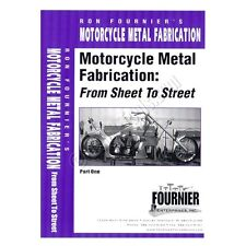 Ron Fournier Motorcycle Metal Fabrication DVD Video