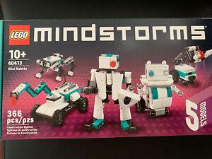 LEGO Mindstorms Mini Robots 366 Pieces Set (40413)