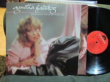 AGNETHA FALTSKOG WRAP YOUR ARMS AROUND ME LP 1983 ABBA FRIDA Fältskog oop NM WOW