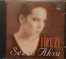 Sezen Aksu - Firuze - CD
