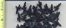 LEGO x 40 Star Wars Black Minifig, Weapon Gun, Blaster Short SW bulk lot 58247