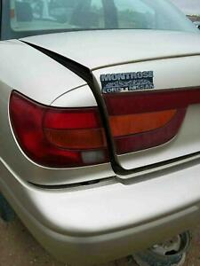 Left Outer Tail Lamp 2001 SATURN S SERIES