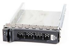 "Dell 3.5 "" Sas/Sata Hot Swap Hard Drive Frame / Hard Disk Tray - 0D981C D981C"