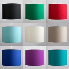 Fabric Ceiling Pendant Table or Floor Lamp Light Shade Lampshades Shades 3 Sizes