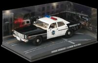 JAMES BOND 007 film model cars A VIEW TO A KILL Chevrolet Dodge Renault Fuego