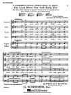 The Lord Bless You and Keep You (with 7-Fold Amen) (Peter Lutkin) SATB with Orga