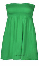 Vestiti da donna tuniche verde fantasia nessuna fantasia