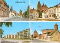 AK Ansichtskarte Grimmen / ehemalige DDR
